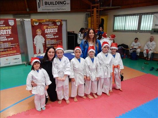 Terzo Incontro Karate Provincia Venezia